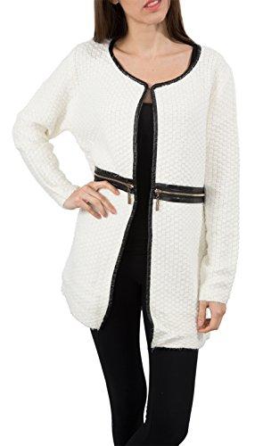 Rock Creek Selection - Gilet - Femme Taille unique Weiß