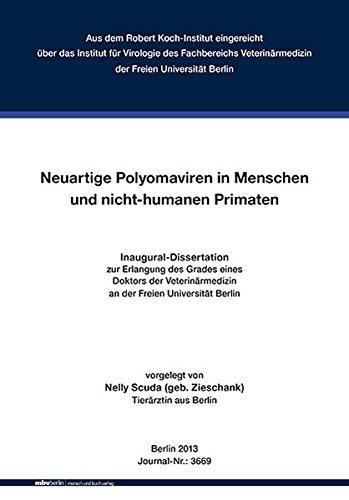 Neuartige Polyomaviren in Menschen und nicht-humanen Primaten