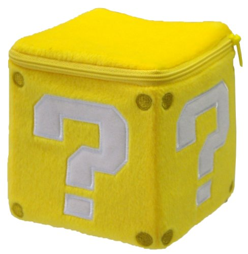 Nintendo Little Buddy Offizielles Super Mario Münzbox 12,7cm Plüsch