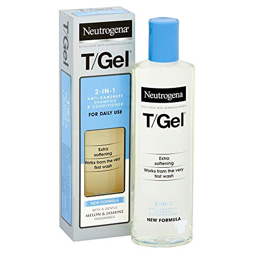 Neutrogena 2in1 Shampoo & Conditioner 250ml - Gel Therapeutic Shampoo