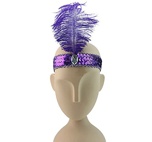 niceeshoptm-stylish-bright-festival-decoration-sequin-feather-flapper-headbands-headwear-purple