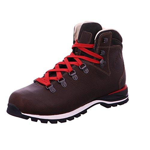 Lowa Trekker, Chaussures de Randonnée Homme Marron - Marron foncé