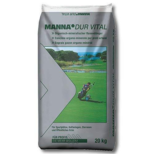 Manna DUR Vital Rasendünger 16-4-8 (2+4,2)