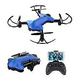 ATOYX Drone avec Caméra AT146 Drone Pliable Hélicoptère Télécommande WiFi avec...