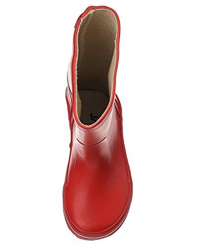 CeLaVi - Bottes Celavi - Basic støvle -ensfv. Rouge