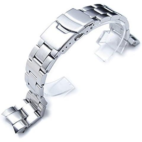 20 mm Super Oyster-Orologio braccialetto per Tudor Tiger 79260, 79270 o 79280 del tuffatore con