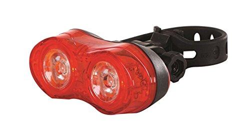 ETC LIGHT RR 2 LED 1/2W (Cateye Rücklicht-halterung)