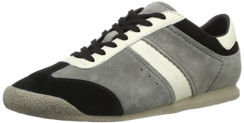 Boss OrangeCalfero - Sneaker Uomo , Grigio (Gris - Grau (Medium Grey 030)), 44