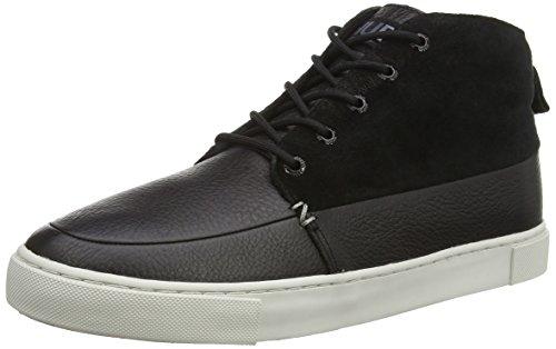 Hub Camden L37, Derby homme Noir (black/lite Grey 011)