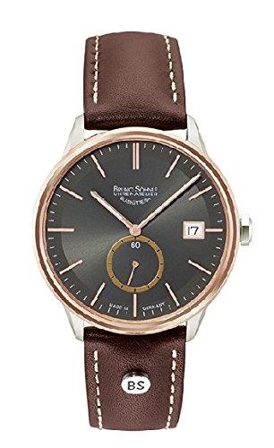 Bruno Söhnle Damen Analog Quarz Uhr mit Leder Armband 17-63183-841