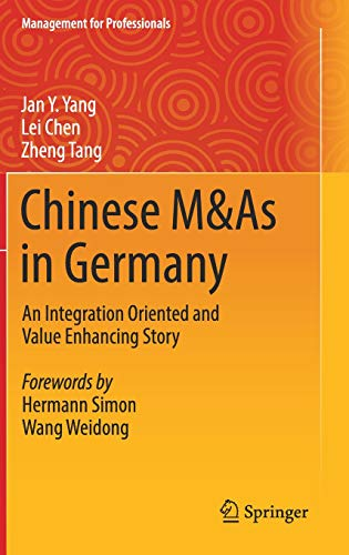 Preh Electronics (Chinese M&As in Germany: An Integration Oriented and Value Enhancing Story (Management for Professionals))