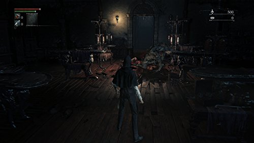 Bloodborne - Game of the Year Edition - [PlayStation 4] -