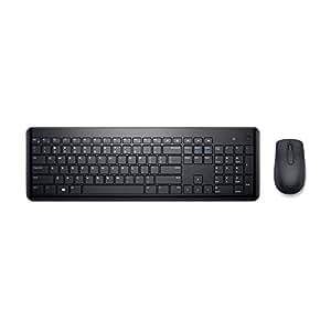 Dell KM117 Wireless Keyboard Mouse