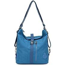 e7a98b2fc59de Outreo Bolso Bandolera Mujer Bolsos de Moda Impermeable Mochilas Bolsas de Viaje  Sport Messenger Bag Bolsos