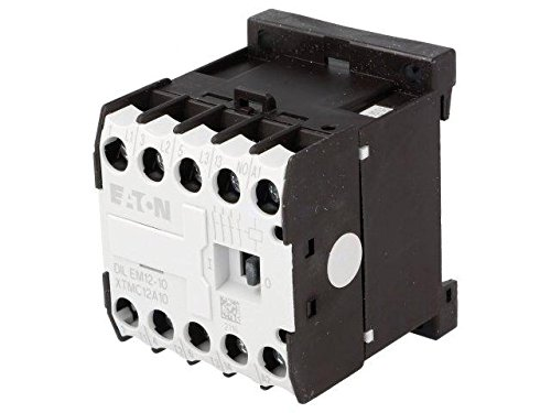 DILEM12-10-230VAC Contactor3-pole Auxiliary contacts NO 230VAC 12A NO