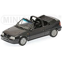 NEWES MINICHAMPS PM400045931 Opel Kadett GSI Cabrio 1989 Black 1:43 MODELLINO Die Cast