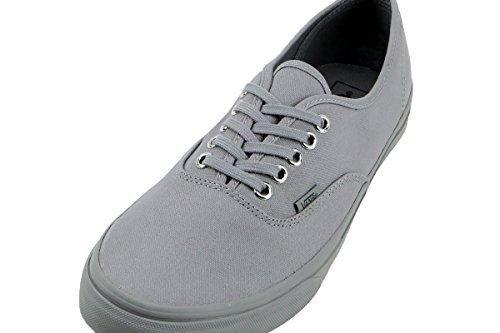 Vans Ua Authentic, Scarpe da Ginnastica Basse Donna (Primary Mono) Frost Gray/Silver