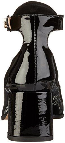 HUGO Damen Molly-p 10193789 01 Pumps Schwarz (Black 001)