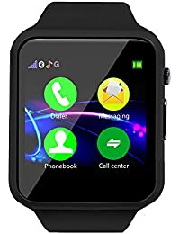 HOTSELL Tracker Watch for Kids ㄥ☀〕Children Smart Watch Waterproof for Boys and Girls with GPS Tracker Voice Messaging