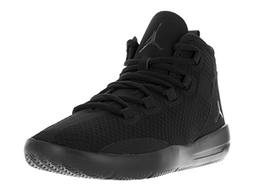 Nike Jordan Reveal Bg, Chaussures de Sport-Basketball Homme Noir (Black (noir / black-black-infrarouge 23))