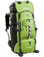 Black Canyon Explorer - Macuto de senderismo, color verde, talla Talla única