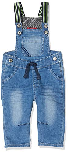 s.Oliver Junior Baby-Jungen Latzhose Jeans, 55z7, 86
