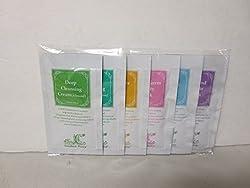Sanders Perry skin care sample set