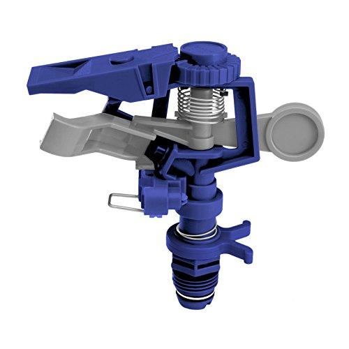 Tatay 0021901 Arroseur Canon Plastique Bleu Dimensions 12,5 x 5,5 x 12 cm