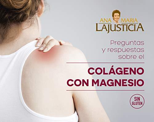 414aP2y0lIL - AMLsport - Colágeno con magnesio + VIT C - 20 sticks (sabor fresa). Articulaciones fuertes. Regenerador de tejidos con colageno hidrolizado tipo 1 y 2. Envase para 20 días de tratamiento.