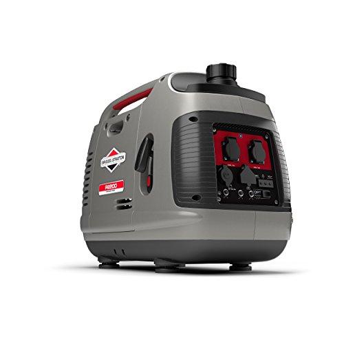 Briggs & Stratton 30698 Generador inversor portátil de gasolina PowerSmart Series P2200...