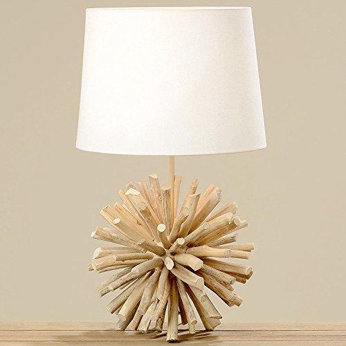 Tischlampe aus Treibholz 60cm