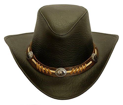 Le chapeau Kakadu Traders Stampy, 6HW35 Schwarz