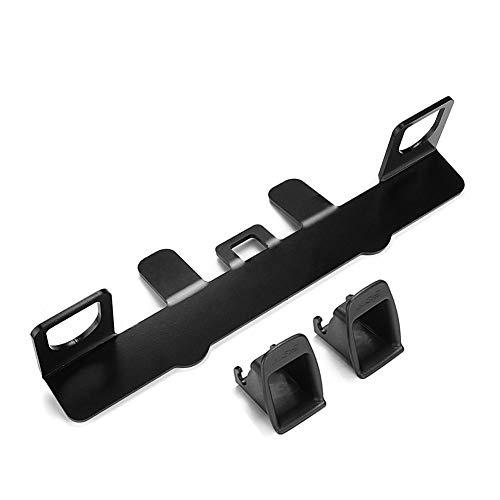 Enjoyyouselves Sitzhalterung Halterung Basis Autos Autos Kindersitzhalterung Latch Metall Handlich für Kindersitz für die meisten von Autos, Limousine & SUV 3