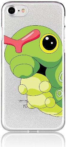 Blitz® POKEMON motifs housse de protection transparent TPE caricature bande iPhone Raichu und Pikachu iPhone 6 6s Raupy