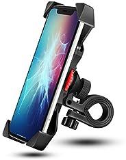 """Grefay Soporte Movil Bicicleta Soporte Universal Manillar Motocicleta para 3.5""""-6.5"""" Smartphones con"""