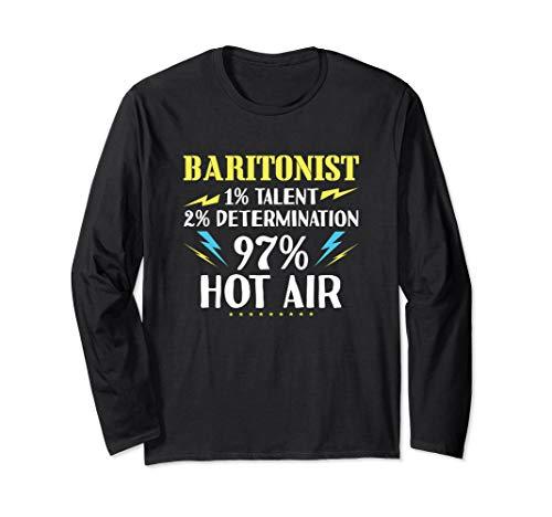 Bariton Spieler Shirts Langarmshirt