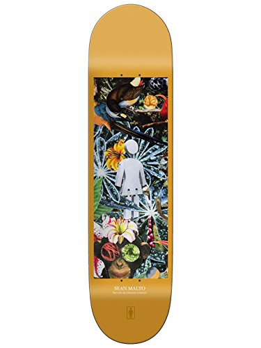 Skateboard Deck Girl Jungle Series Sean Malto 8.125