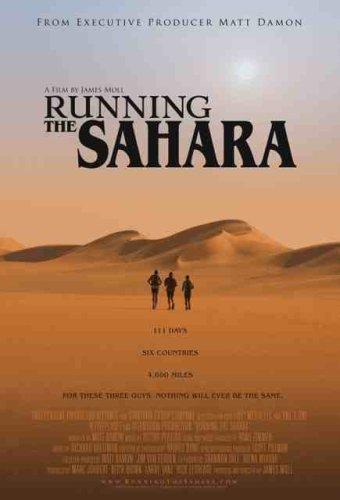 Running The Sahara [DVD] [2008] [UK Import] (Sahara, Dvd)