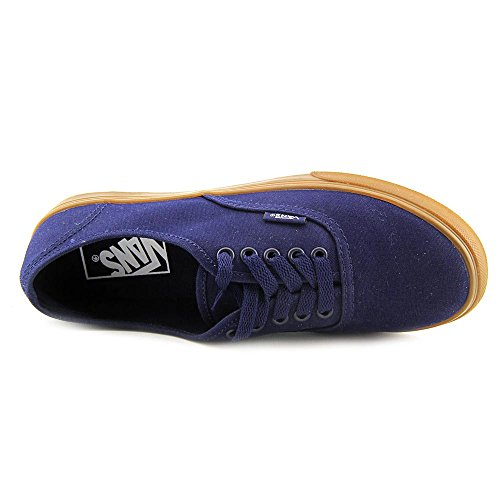 Vans U Authentic Lo Pro, Baskets mode mixte adulte blu (Gumsole Eclipse)
