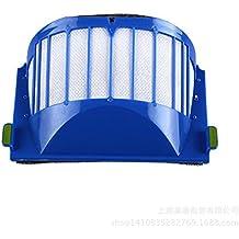 SMARTLADY 5 Piezas de Filtros, Elemento de Filtros, Accesorio para Aspiradora Irobot Roomba 500 y 600 Serie