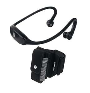 Motorola S9 + pack David Beckam Fitness Music Micro casque stéréo Bluetooth ultra léger