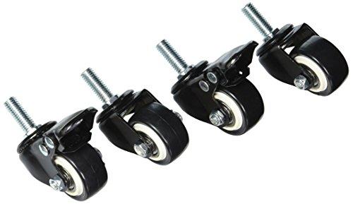 sourcingmapr-panificio-carrello-10mm-filettatura-38cm-rotondo-2-rotante-2-rotativo-freno-ruote-con-p