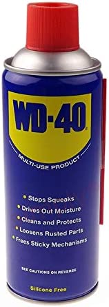WD-40 Multi-Use Product Spray Rust Remover, 330mL