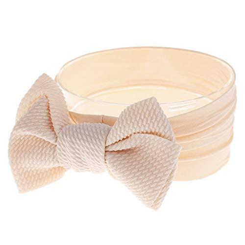 Sasstaids Heißer verkauf 1Pc Baby Toddler Girl Bowknot Headband Stretch Hairband Headwear - Nike Stretch Fleece