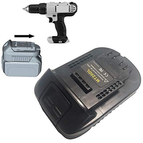 Adapter USB Ladegerät Für Makita 18V Lithium-Ionen Akku BL1830 BL1860 BL1815 DCB200 Für DeWalt Tool Conversion - Volt Usb Dewalt 20
