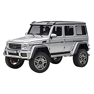 AUTOart 76318 Miniature Collection Car Silver