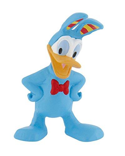 Bullyland 15427 - Spielfigur, Walt Disney - Donald Duck - Ostern, ca. 5,5 cm (Walt Disney Figur Kostüm)