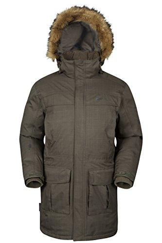 mountain-warehouse-antarctic-textured-mens-down-jacket-khaki-xx-large