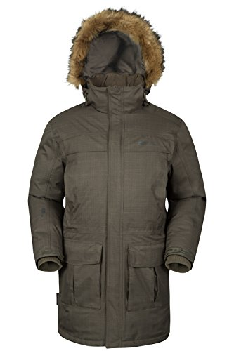 mountain-warehouse-antarctic-textured-mens-down-jacket-khaki-large