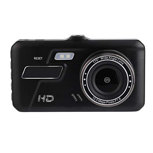 Fahrzeug-Kamera-Videorecorder-Nocken des vollen HD 1080P Auto-DVR mit 4,0 Zoll-Schirm von KUKICAT